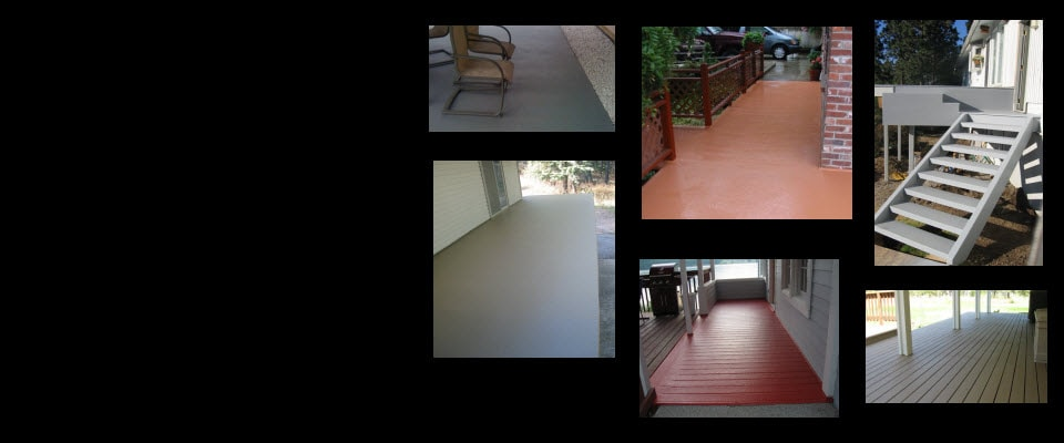 Deck Coating Sealant