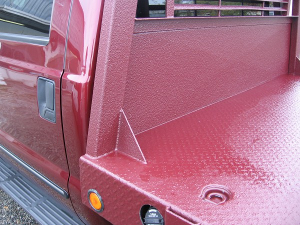 Truck Bed Liner Coating