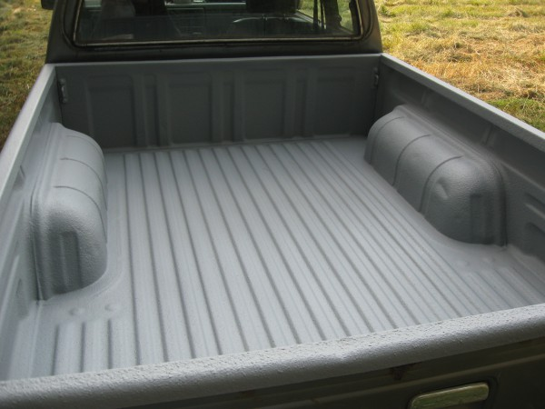 Truck Bed Protective Coating Spray On Bed Liner