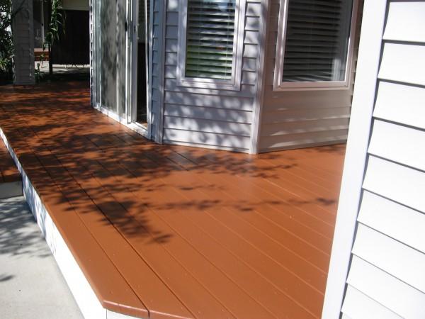Custom Spray On Deck Liner Coatings