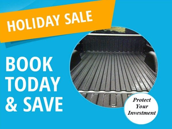 Spray On Truck Bed Liner Sale